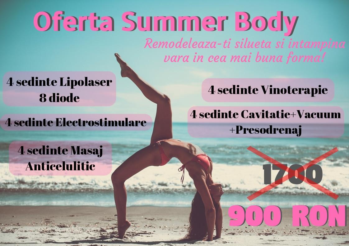 Oferta Summer Body